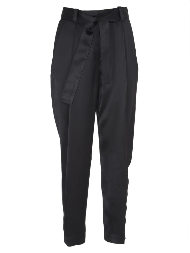 PT01 Black Trousers - Black
