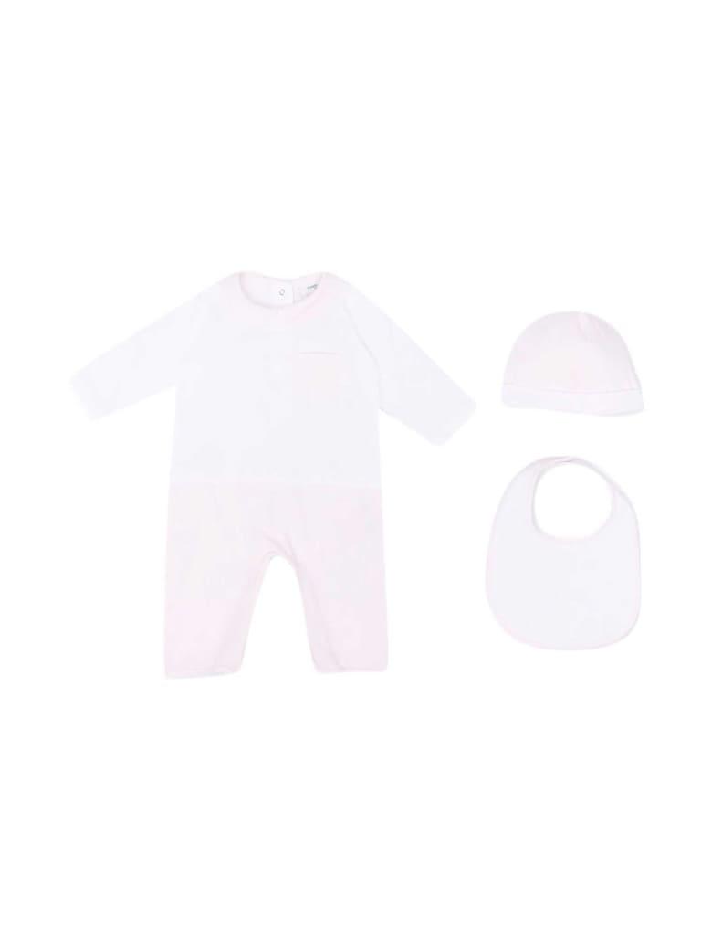 Fendi Pink Baby Set - Bianco/rosa