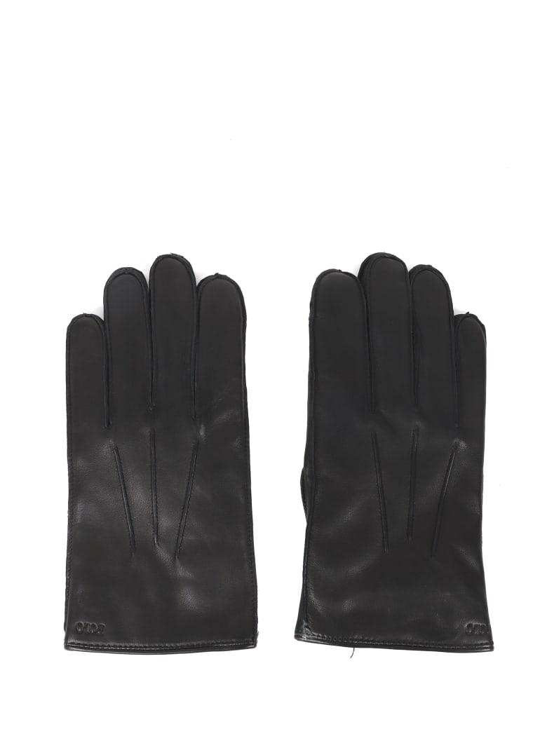 Polo Ralph Lauren Black Gloves - Black