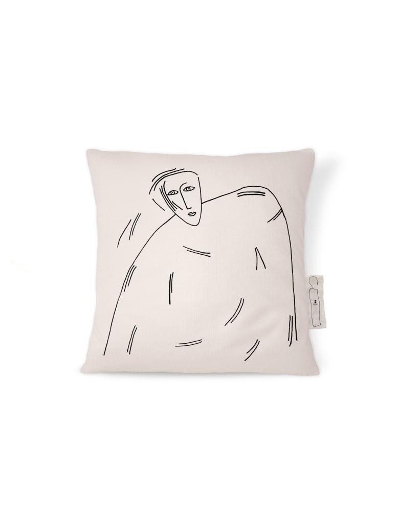 Kiasmo Cushions Alma Iv - Black/White