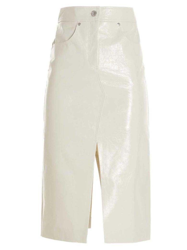 MSGM Skirt - White