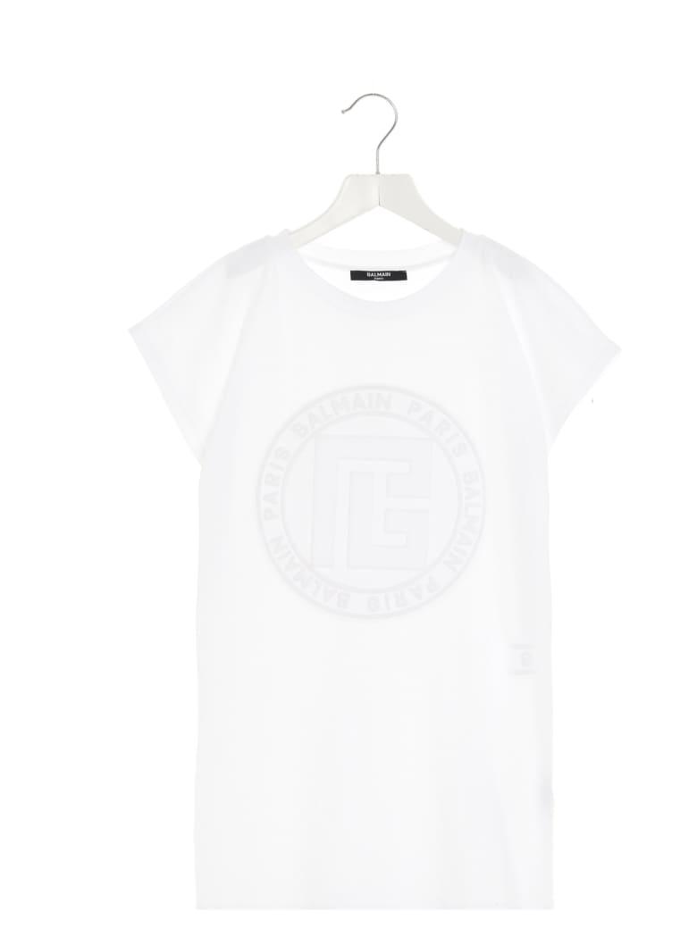Balmain Dress - White