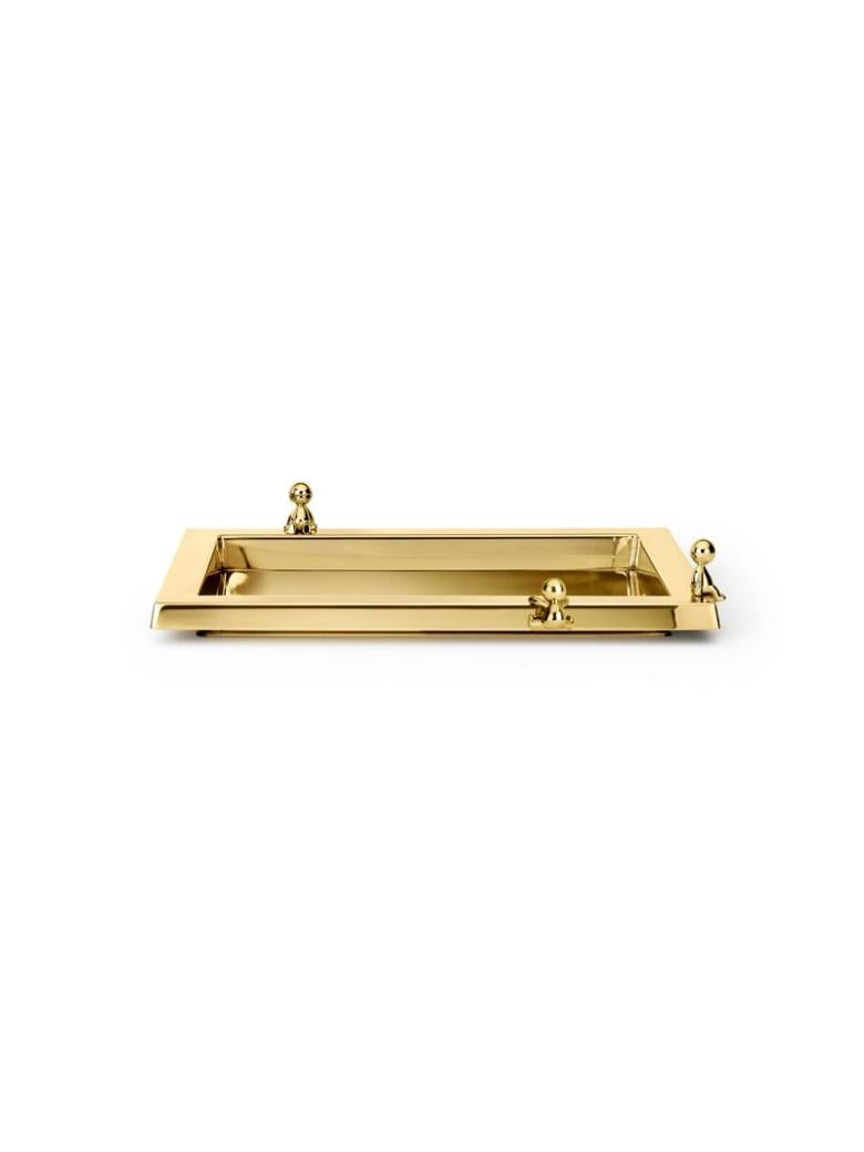 Ghidini 1961 Omini - Serving Tray High Brass - High Brass