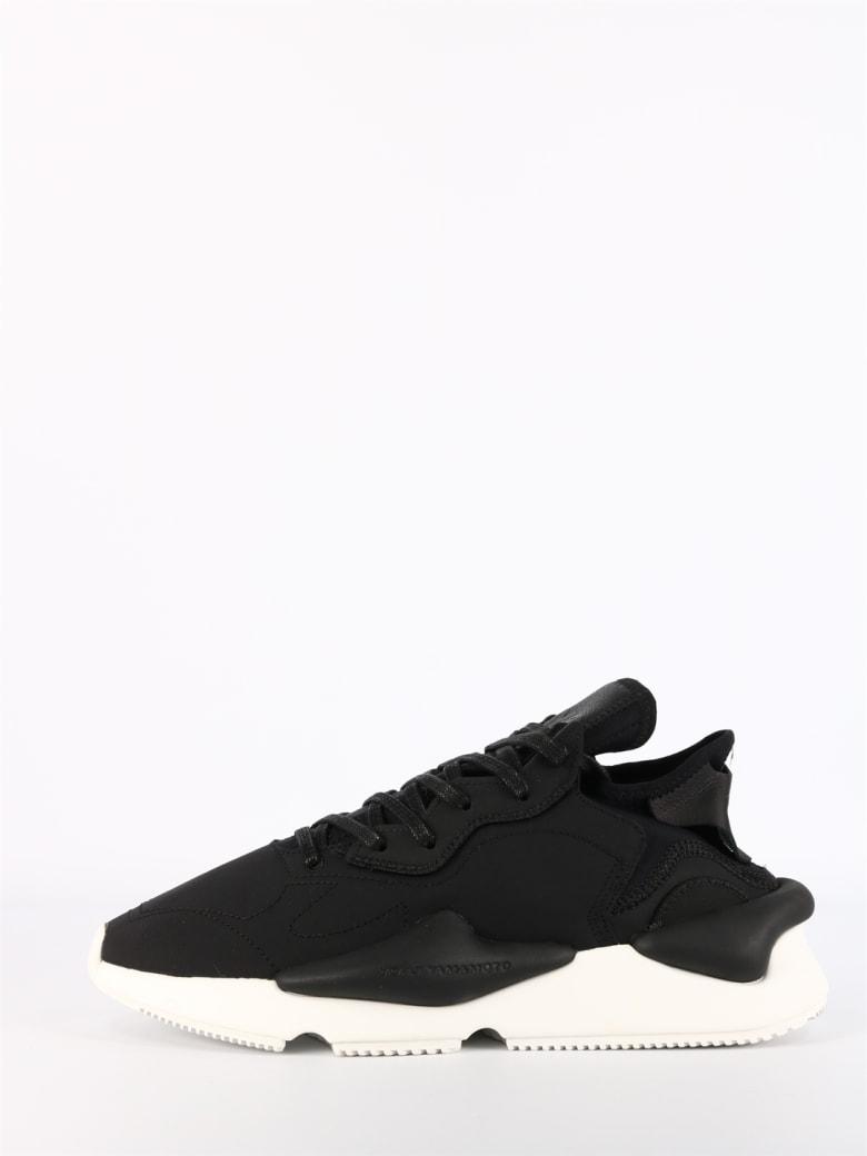Y-3 Black Kaiwa Sneaker - Nero e Bianco