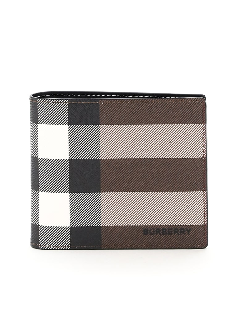 Burberry Wallet - BROWN