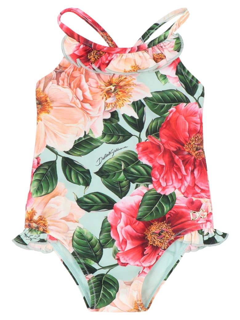 Dolce & Gabbana Swimshorts - Multicolor