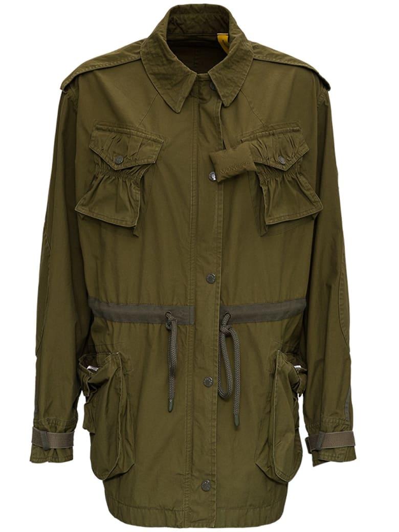 Moncler Kynance Jacket - Marrone