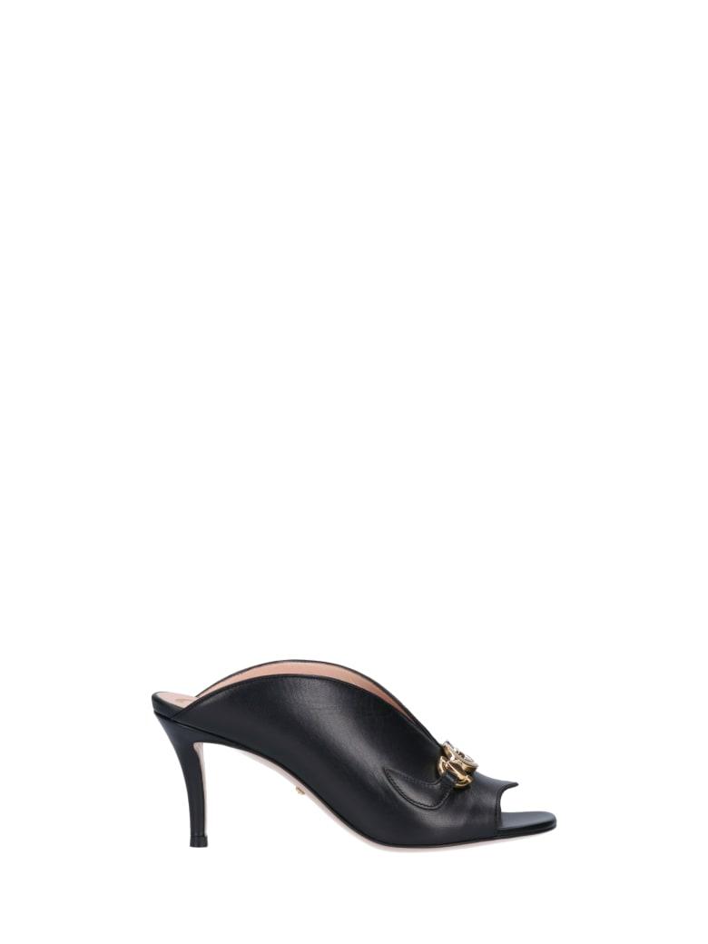 Gucci Flat Shoes - Black
