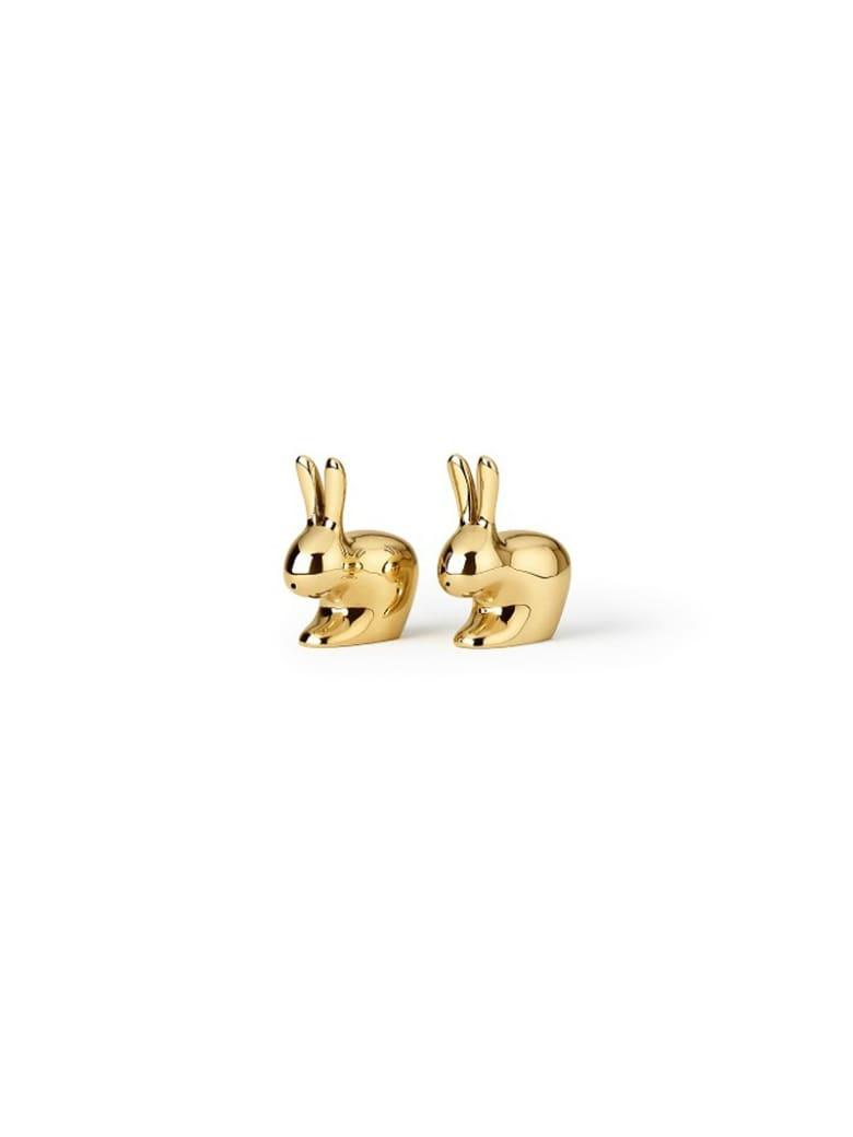 Ghidini 1961 Rabbit - Salt & Pepper High Brass - High Brass