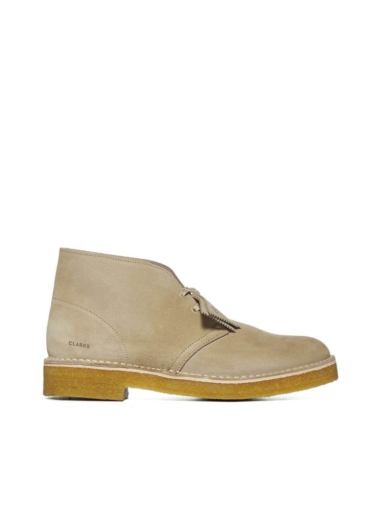 Clarks Boots - Sand