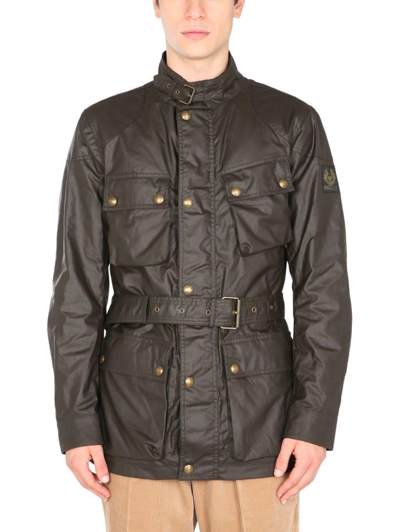 Belstaff Trialmaster Jacket - VERDE