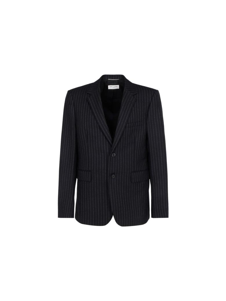 Saint Laurent Jacket - Noir blanc