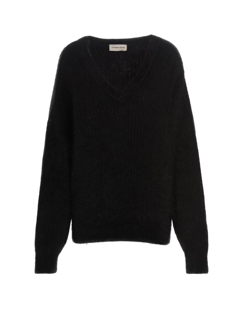 Alexandre Vauthier Sweater - Black