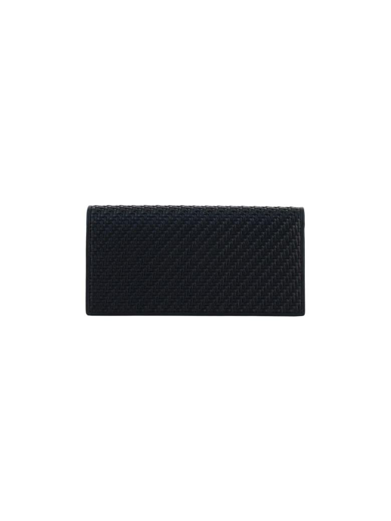 Ermenegildo Zegna Wallet - Black