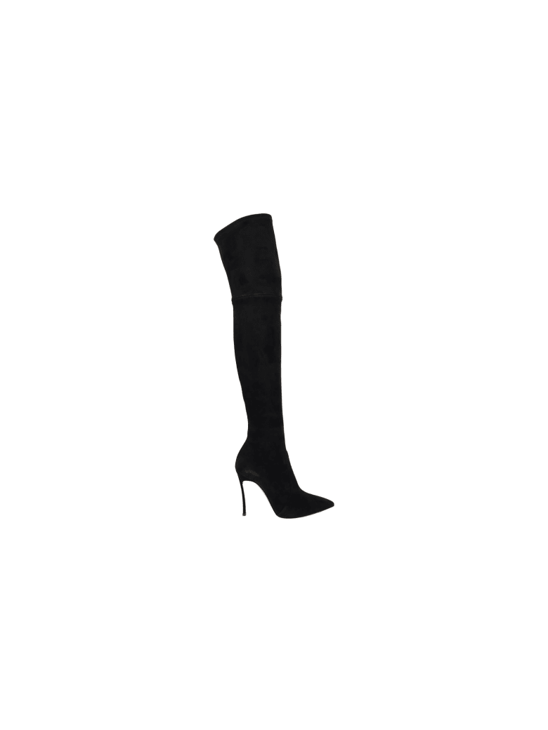 Casadei Boots - Black