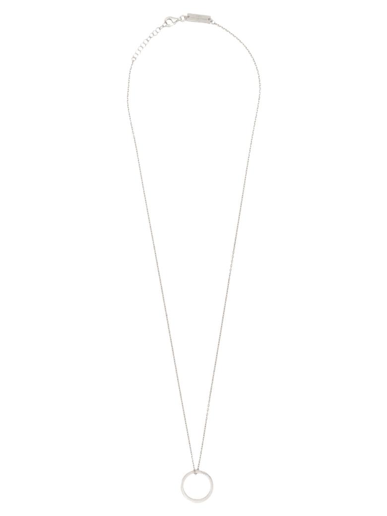 Maison Margiela Necklace - Silver