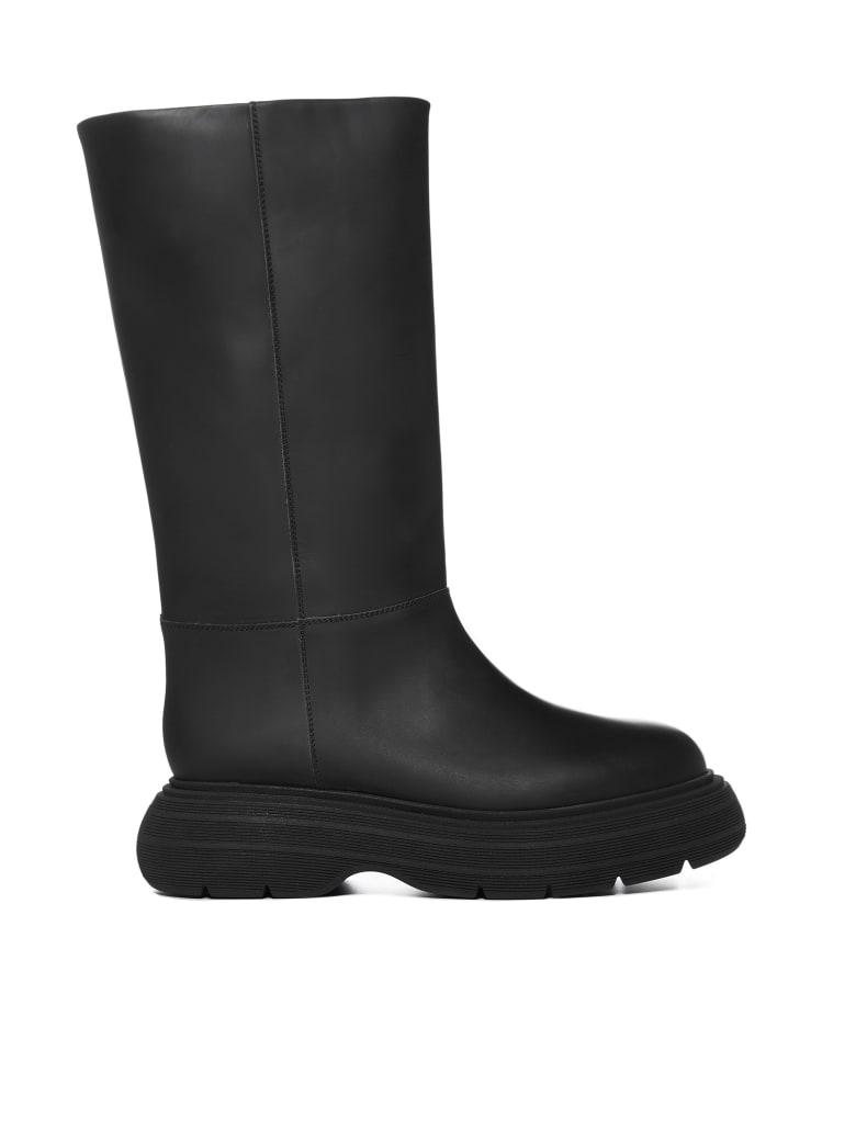 GIA BORGHINI Boots - Black