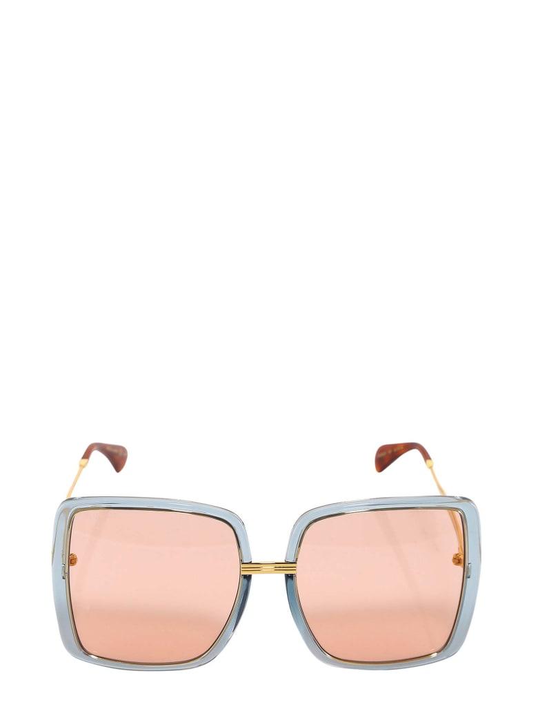Gucci Sunglasses - Blue
