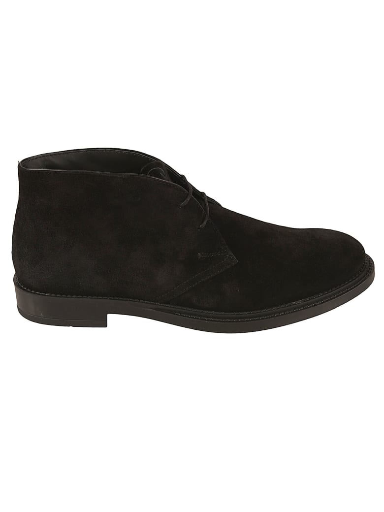 Tod's Polacco Formal Ankle Boots - Black