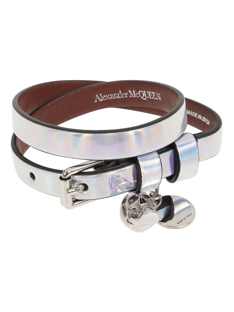 Alexander McQueen Bracelet - ARGENTO