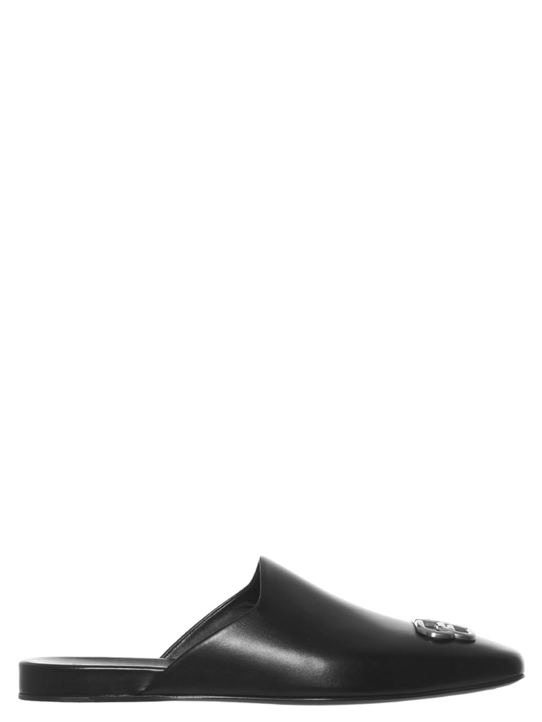 Balenciaga 'bb' Shoes - NERO