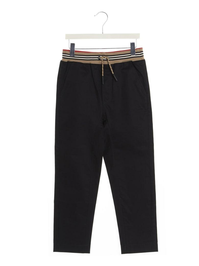 Burberry 'dilan' Pants - Black