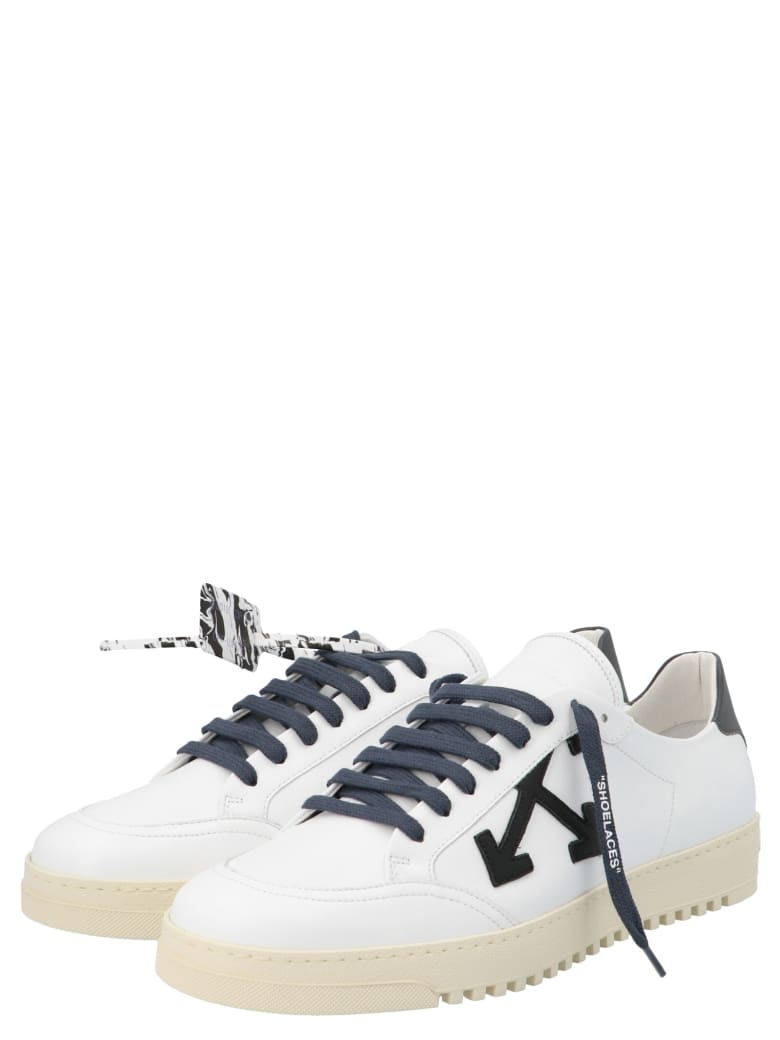 Off-White Sneakers - WHITE/BLK