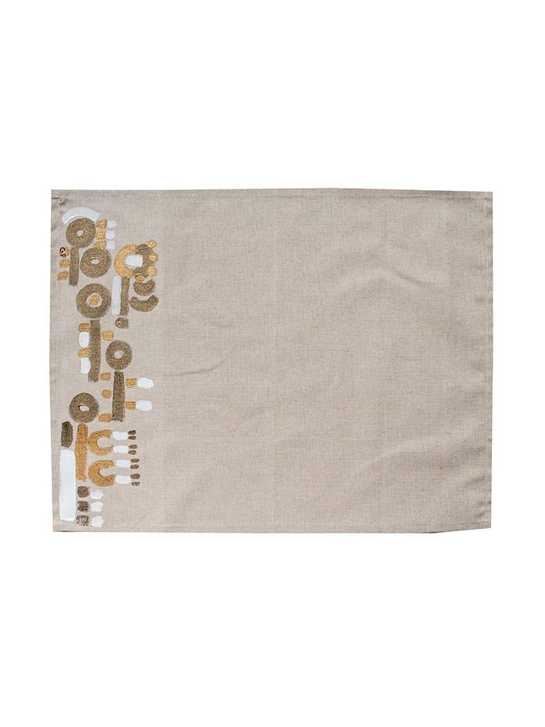 Le Botteghe su Gologone Placemats Colores 40x50 Cm - Cream