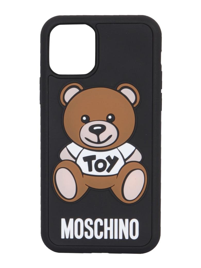 Moschino Iphone 11 Pro Cover - NERO