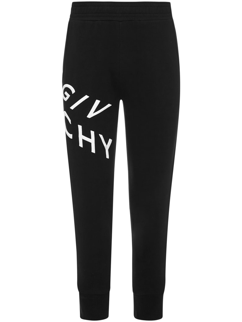 Givenchy Refracted Trousers - Black