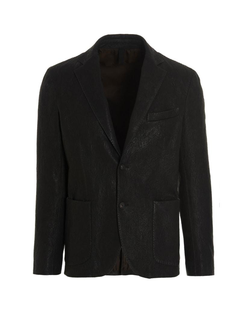 Tagliatore 'carlton' Blazer - Black