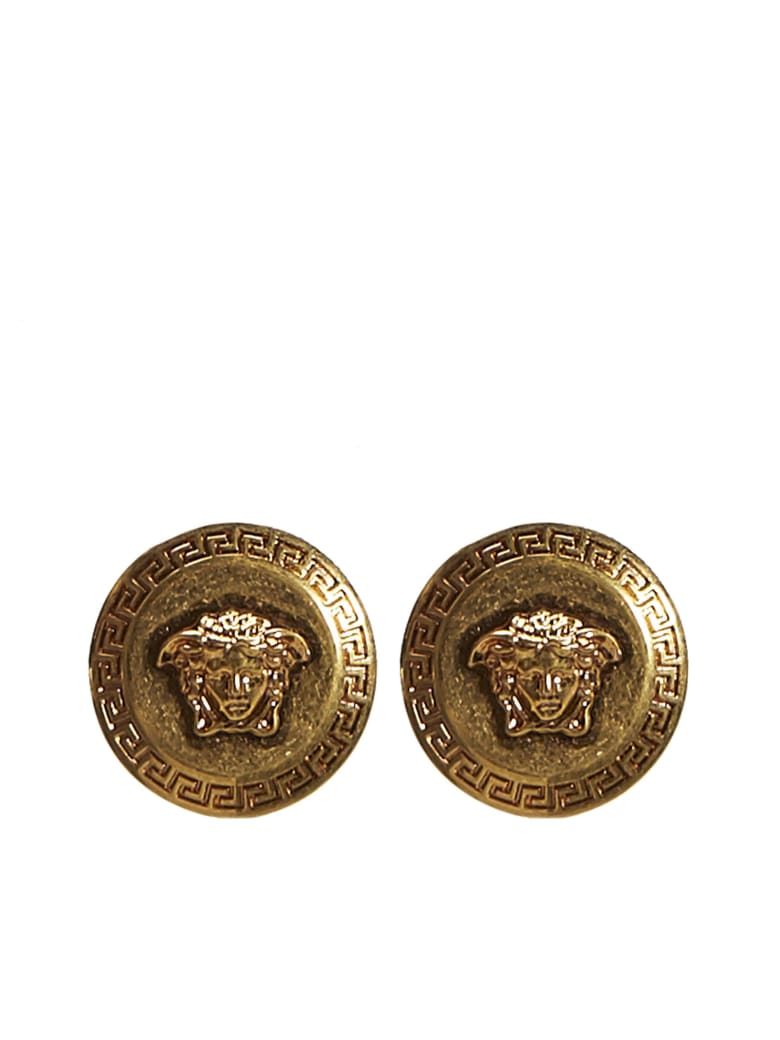 Versace Earring - Oro tribute