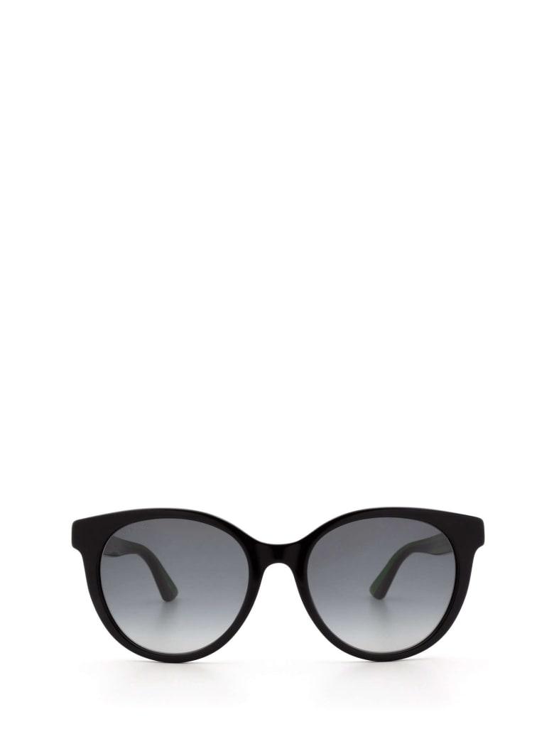Gucci Gucci Gg0702sk Black Sunglasses - Black