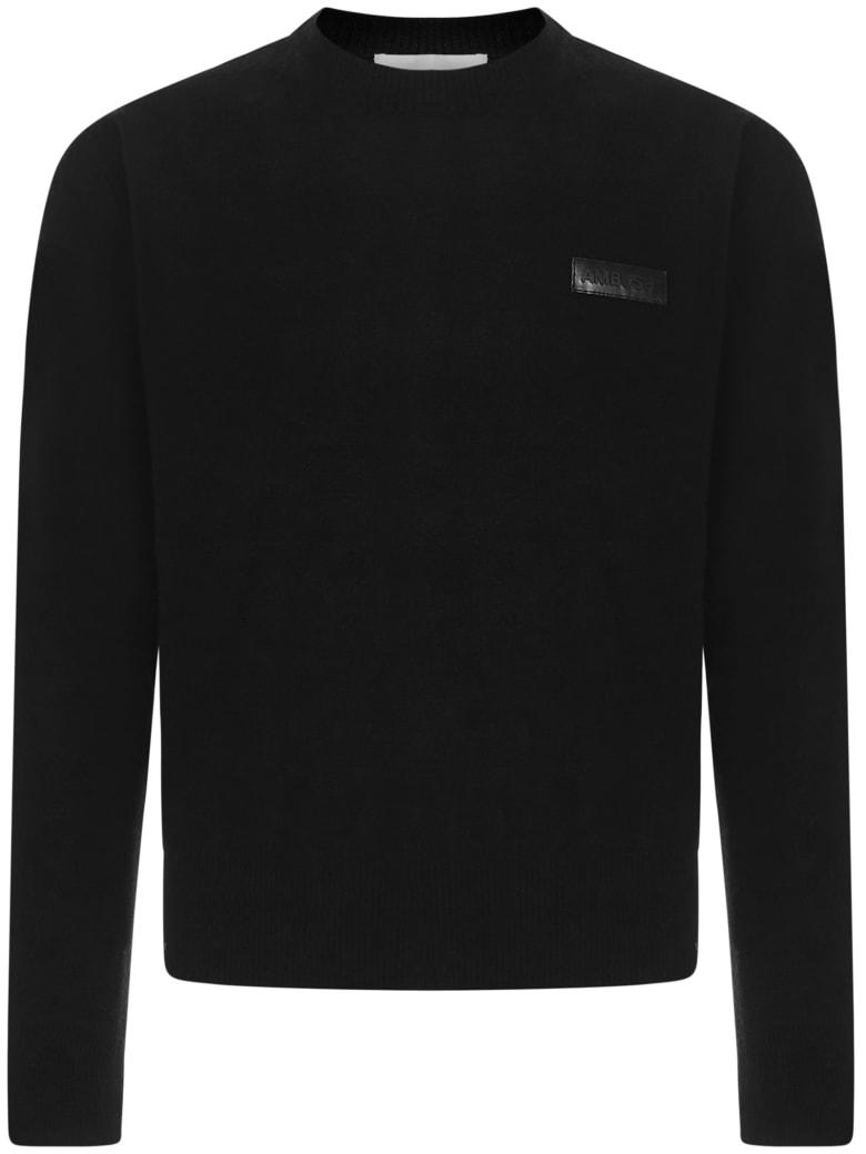 AMBUSH Sweater - BLACK NO C