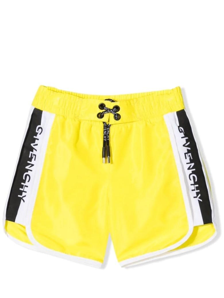 Givenchy Sports Shorts - Straw