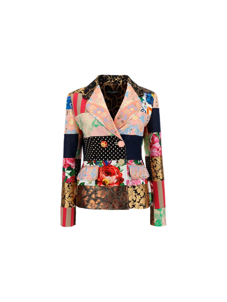 Dolce & Gabbana Dolce&gabbana Jacket - Variante abbinata