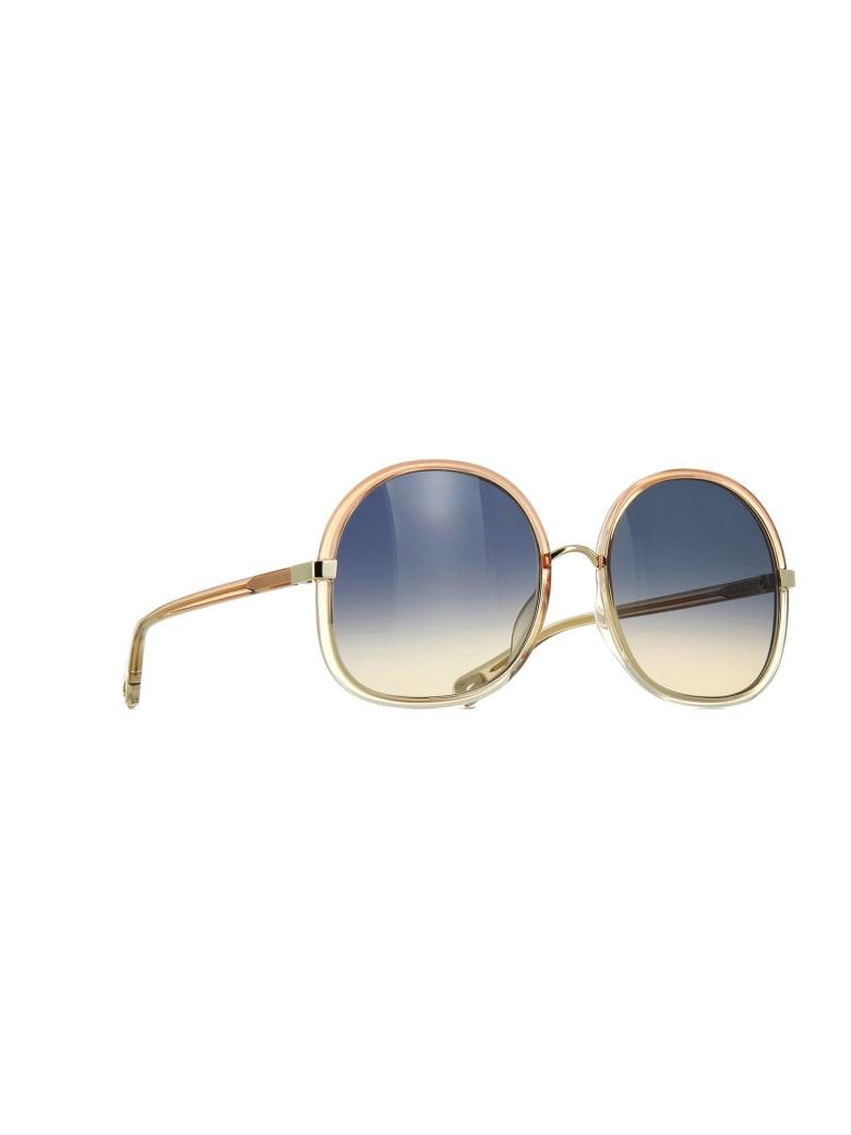 Chloé CH0029S Sunglasses - Orange Orange Multico