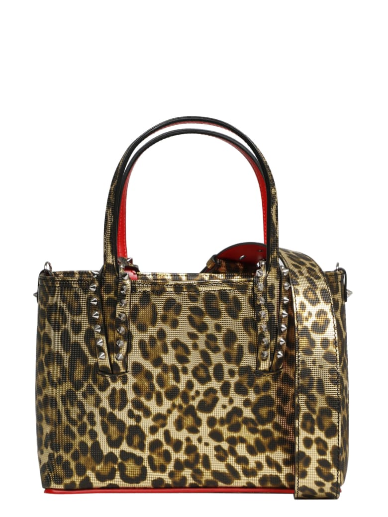 Christian Louboutin Cabata Mini Bag - Metallic