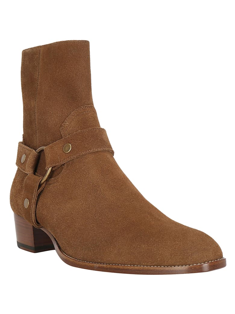 Saint Laurent Boots - Noisette