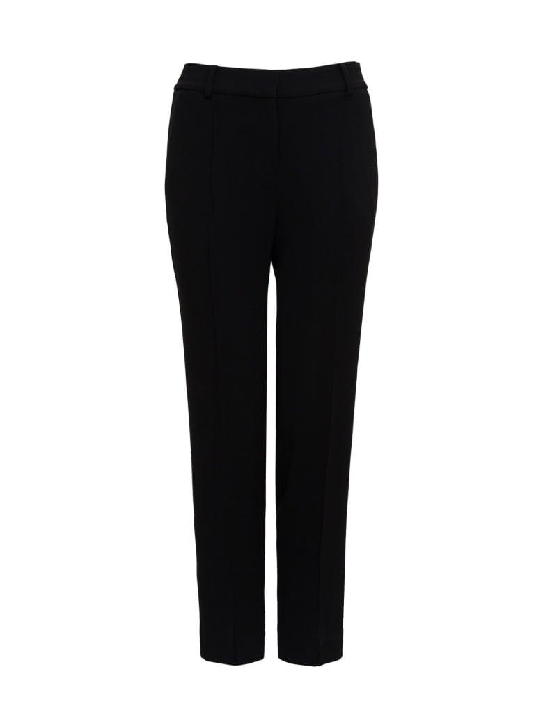 Michael Kors Straight Trousers - Black