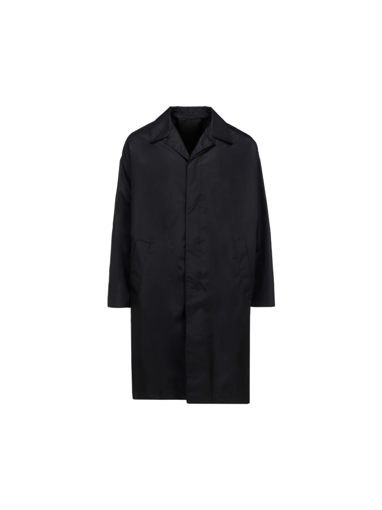 Prada Rain Coat - Nero