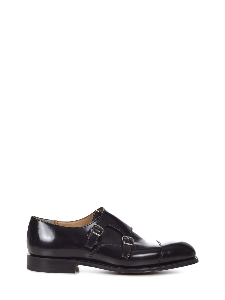 Church's Cowes Laced Up - Black