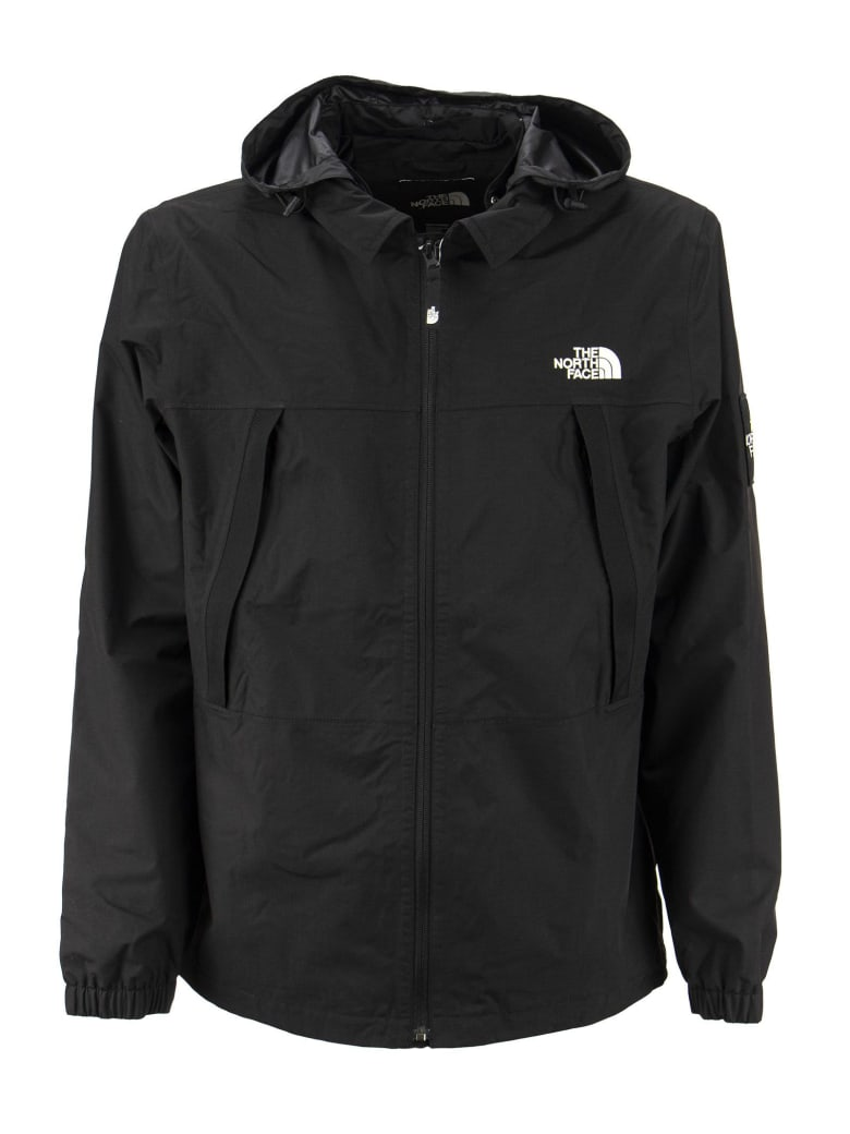 The North Face Lightweight Hooded Jacket - Black