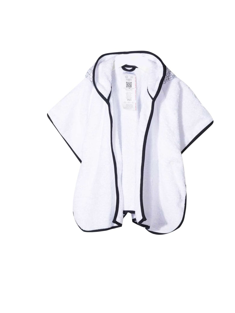 Emporio Armani Print Dressing Gown - Bianco