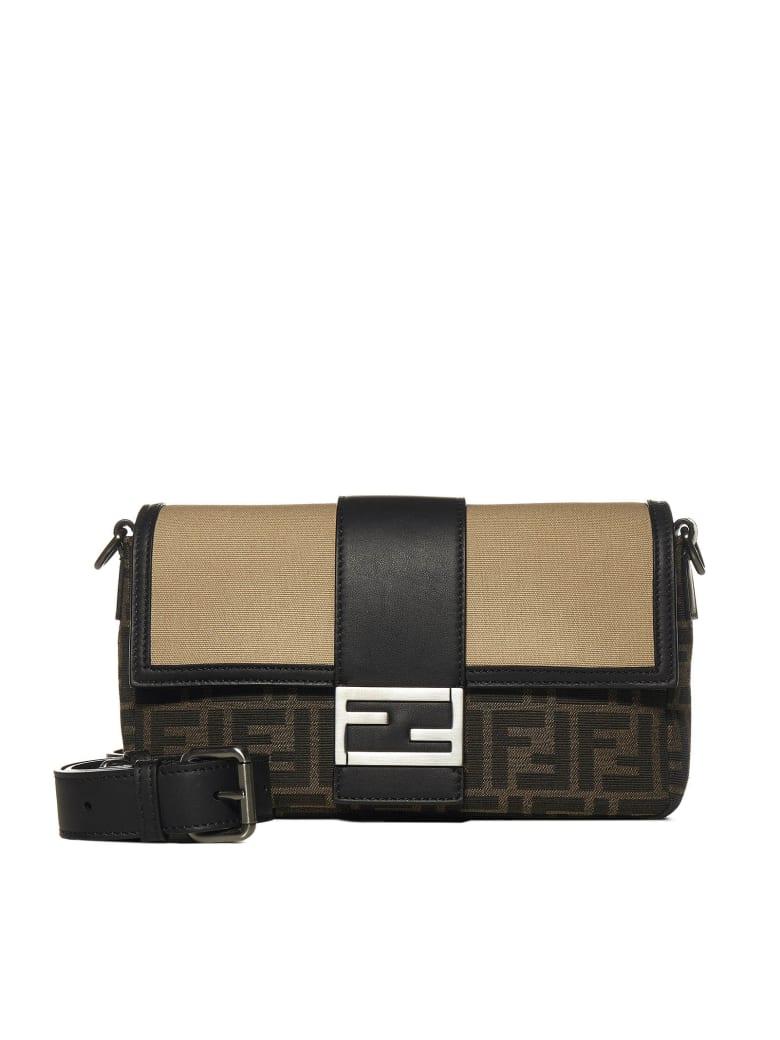 Fendi Shoulder Bag - Tab.mr+sand+nr+rubls