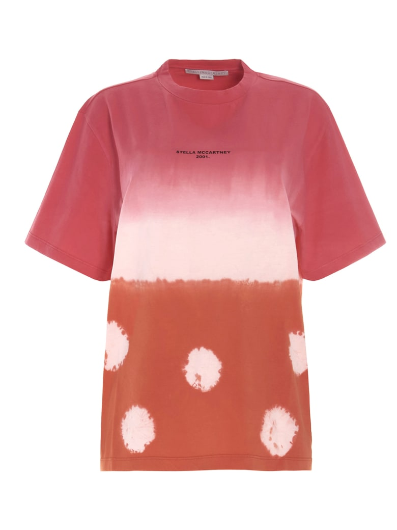 Stella McCartney 'shibori' T-shirt - Multicolor