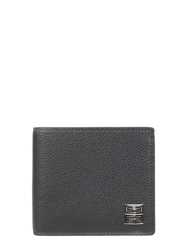 Givenchy Flower Leather Wallet
