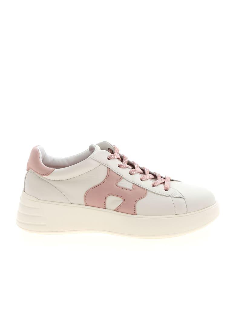 Hogan Sneakers - Bianco/rosa