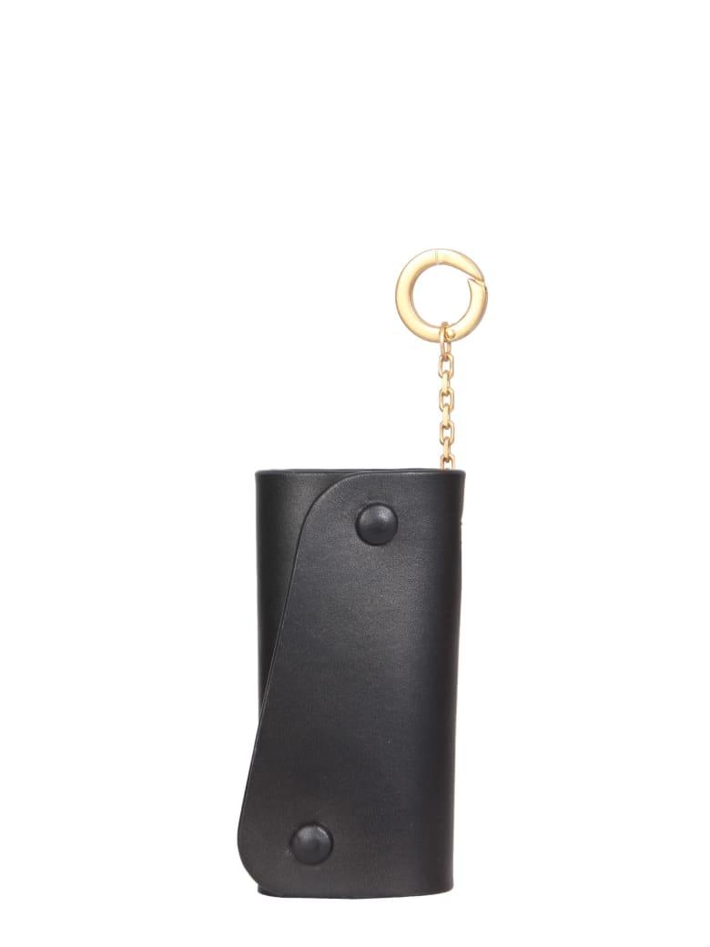 Il Bisonte I Key Ring - NERO