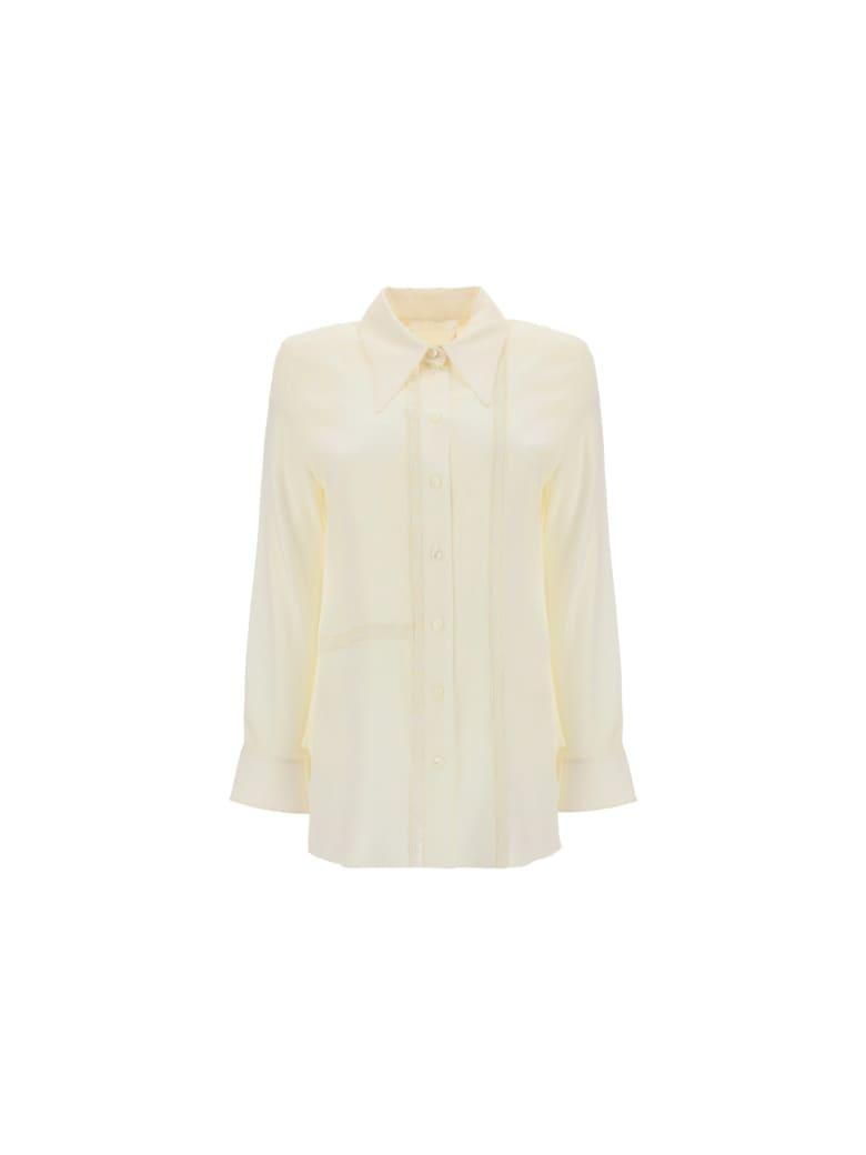 Chloé Chloè Shirt - Iconic milk